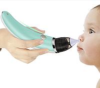 Безопасный детский Аспиратор электронный назальный rv-10-380ap. , Безпечний дитячий Аспіратор електронний назальний rv-10-380ap.