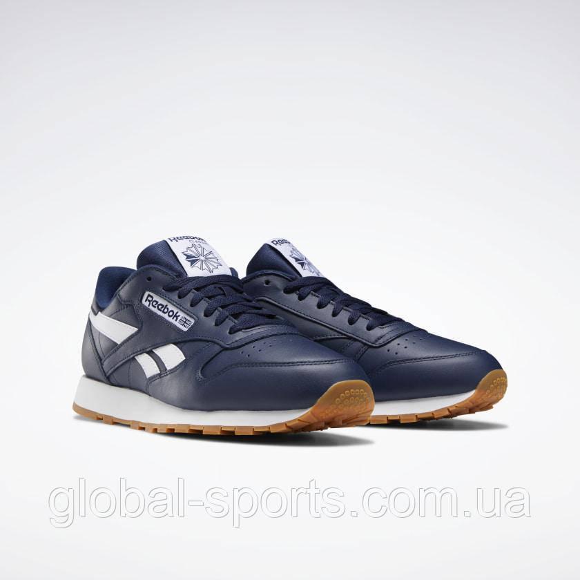 Чоловічі кросівки Reebok Classic Leather (Артикул:EG6424)