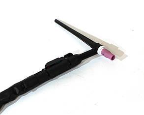 Горелка для аргонодуговой сварки WP-9F с гибкой головкой | 4м | (M16*1.5)