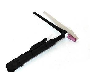 Горелка для аргонодуговой сварки WP-9F с гибкой головкой | 4м | (10-25)