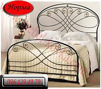 """Кованая кровать """"Норма"""""""