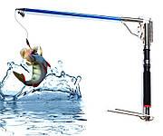 Самоподсекающая удочка Turbo Fish  2.4 метра