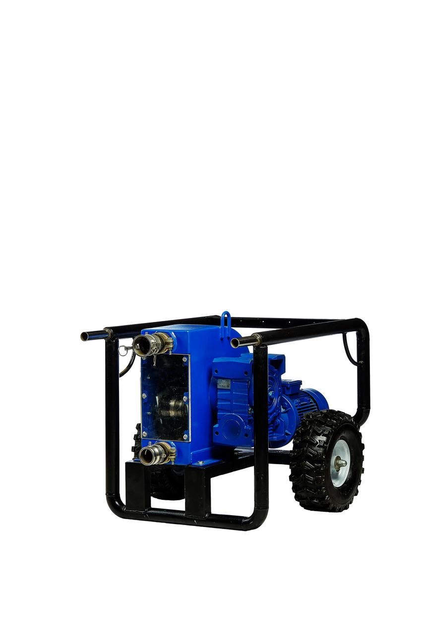 Торкрет установка АС-5/2, Электродвигатель 2,2 кВт, (380В)