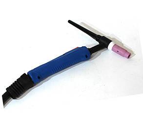 Горелка для аргонодуговой сварки WP-17 | 4м | (10-25)