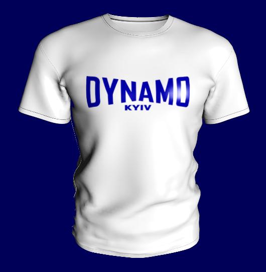 Футболка Dynamo Kyiv