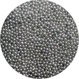 Сахарный декор Серебро 2 мм стик-пакет 3 грамма
