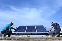 Будуємо сонячну станцію в рамках проекту Enlight / Славутич #openair #worshop #solarstation