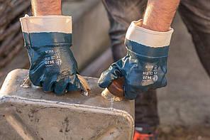 Рукавички нафтовика, МБС нітрилові, фото 3