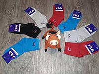 Носки детские носки бренд Фила( Fila ) размер 31-34 хлопок