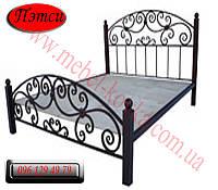 """Кованая кровать """"Пэтси"""