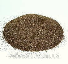 Цветной песок ЗЕЛЕНОЕ ЗОЛОТО (бронза) декоративный (средний) 50 гм