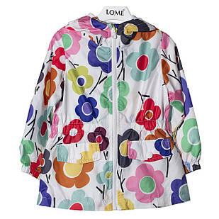 Куртка - ветровка для девочки, размеры 12 мес, 2 года