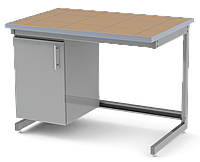 Стіл лабораторний пристінний ЄВРО-3.051.05