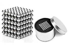 Неокуб neocube в боксе 5mm 5мм 216шт шариков конструктор магнитный шарики никель головоломка магнітний неоКуб