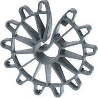 Фиксатор звездочка 35 под диаметр арматуры 6-10, 500штук  в упаковке