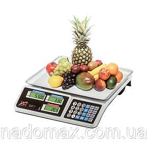 Весы торговые электронные DT smart 809 до 50кг, деление 2г, фото 2