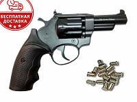 Револьвер Флобера Safari РФ-431 м пластик + 50 патронов в подарок