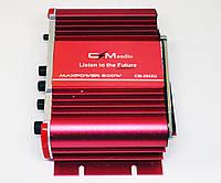 Усилитель звука CMaudio CM-2042U USB SD FM радио MP3, фото 2