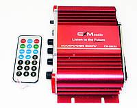 Усилитель звука CMaudio CM-2042U USB SD FM радио MP3, фото 4
