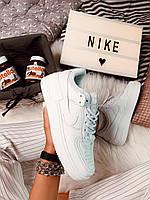 Женские Кроссовки Nike Air force 1 white