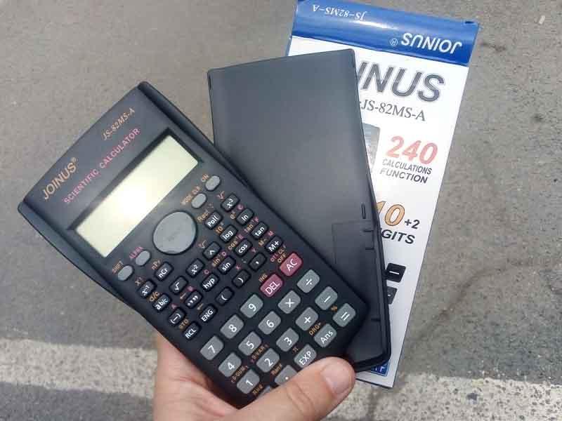Калькулятор инженерный карманный Joinus JS-82MS-A