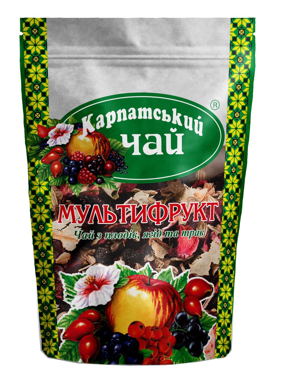 Чай Карпатський Мультифрукт 100 грам