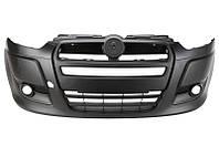 Бампер передний (текстура черн) Fiat Doblo 10-15