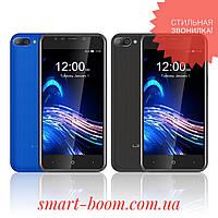 """Смартфон Leagoo Z13 Blue Black 5.0"""" 1280x720 1/8Gb 2000mAh Бампер"""