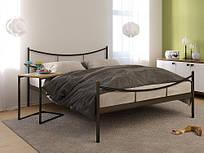 Ліжко Наомі графіт, 1600х2000