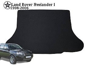 Коврик EVA в багажник Land Rover Freelander 1997-2006. Star-Tex.