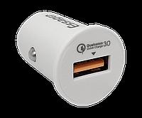 Автомобильная зарядка Essager LL, Quick Charge 3.0, 18W, 1 usb, фото 1