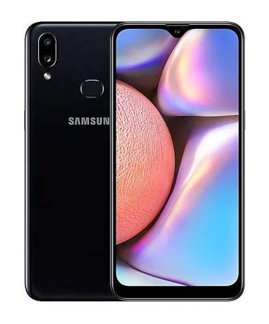 Смартфон Samsung Galaxy A10s A107 2/32 Blue (синий), фото 2