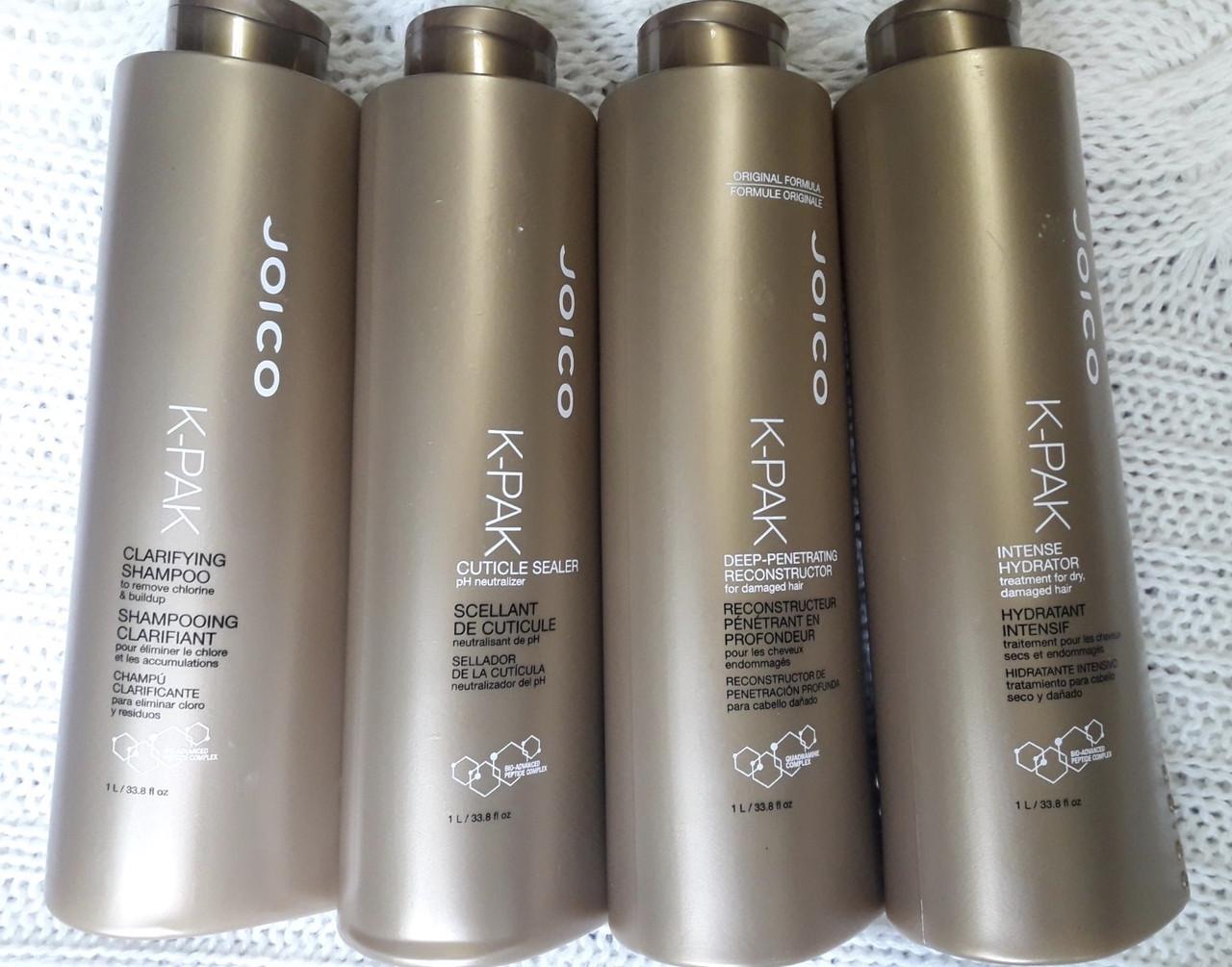 Система восстановления волос JOICO Treatment на пробу