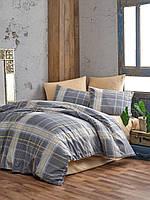 Комплект постельного белья ранфорс ТМ Majoly 200*220 Cross v1