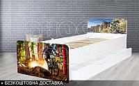 Кровать детская Спидвей BEVERLY на ламелях 1900х800, фото 1