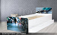 Кровать детская Велоспорт BEVERLY на ламелях 1900х800, фото 1