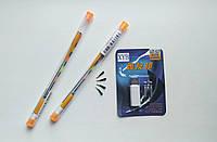 Светящийся LED поплавок 2шт + аккумуляторы CR425 2шт + зарядное + коннекторы 4шт