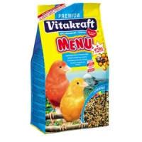 Vitakraft Premium Menu корм для канареек, 750г