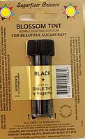 Сухой краситель Sugarflair Черный Black, 7мл