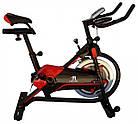 Велотренажер USA Style SS-ET-903 крас/черн, фото 3