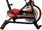Велотренажер USA Style SS-ET-903 крас/черн, фото 5