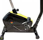 Велотренажер магнитный Evrotop EV-BX-630B серия Marshal Fitness, фото 5