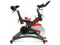 Спинбайк для дома механический до 150 кг Hop-Sport HS-075IC Fusion велотренажер