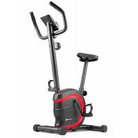 Велотренажер для дома магнитный до 120 кг Hop-Sport HS-015H Vox красный