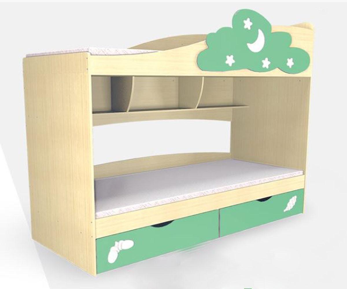 Детская кровать КР2 Дисней Модерн