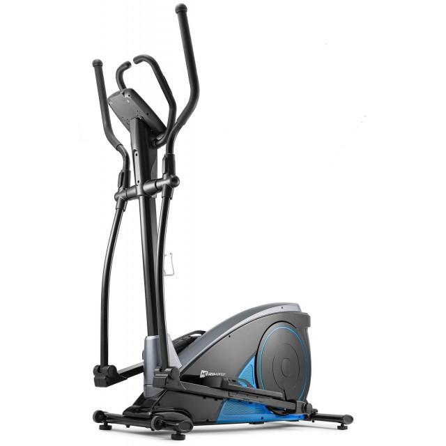 Орбитрек для дома Hop-Sport HS-060C Blaze iConsole+ black/blue + mat