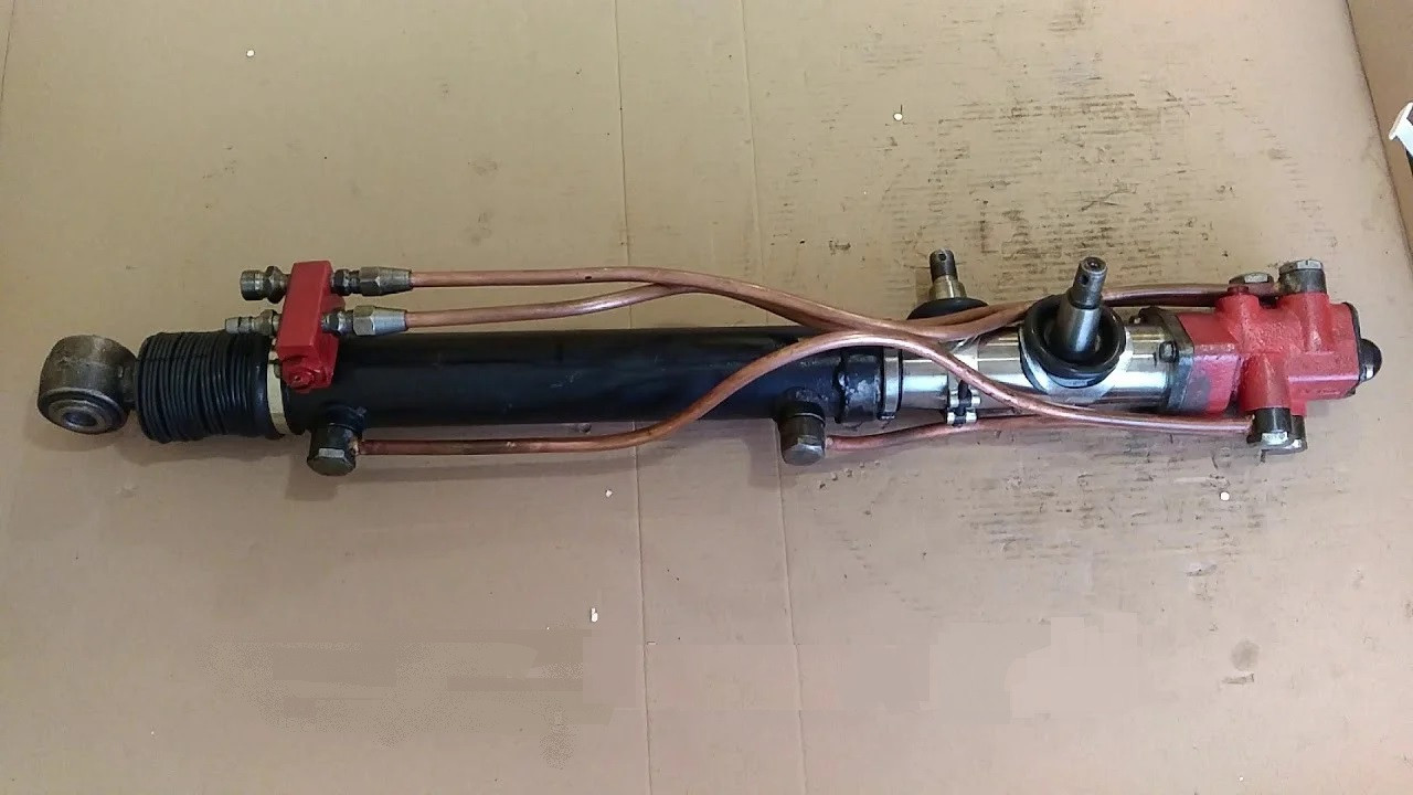 Гидроусилитель краз 256