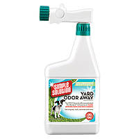 Simple Solution (Симпл Солюшен) Yard Odor Away Hose Spray Concentrate Удаления запахов мочи и кала на участках