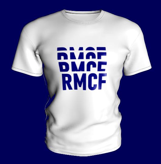 Футболка RMCF Реал Мадрид