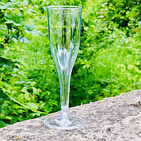 Келих для шампанського пластик